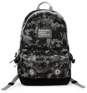 Superdry Maison Montana Camo Backpack