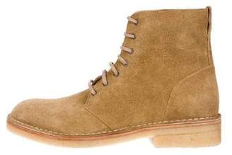 Rag & Bone Military Suede Boots w/ Tags