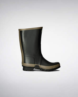 Hunter Men's Gardener Rain Boots