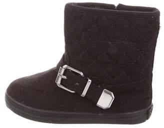 Stuart Weitzman Girls' Baby Quilt Boots