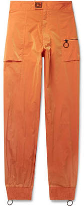 Off-White Off White Tapered Shell Trousers