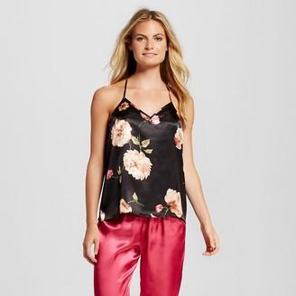 Gilligan & O Women's Pajama Satin Cami - Gilligan & O'Malley $12.99 thestylecure.com