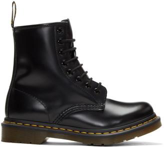 Dr. Martens Black 1460 Boots $140 thestylecure.com