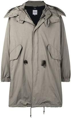 Aspesi oversized raincoat