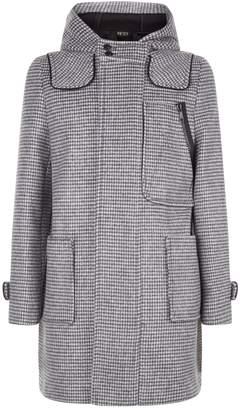 N°21 N 21 Miniature Check Coat
