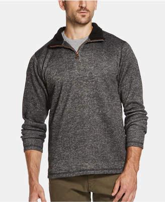 Weatherproof Vintage Men 1/4 Zip Sweater Pullover