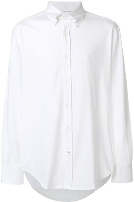 Brunello Cucinelli button down collar shirt