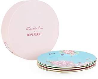 Royal Albert Miranda Kerr For Friendship Cake Plates (Set of 4)