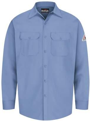 Bulwark Fr Men's Bulwark FR EXCEL FR Work Shirt