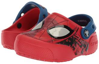 Crocs CrocsFunLab Lights Spider-Man Boy's Shoes