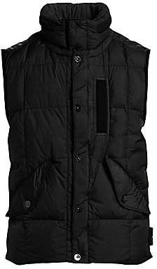 dc27f54a1 Men's Hooded Puffer Vest