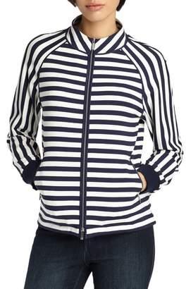 Lafayette 148 New York Allison Stripe Jacket