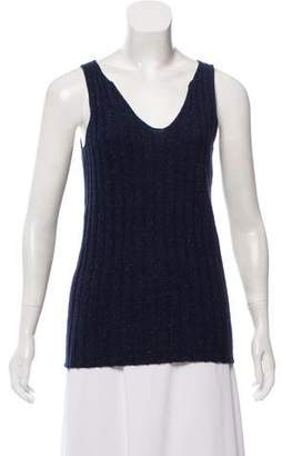 Creatures of Comfort Sleeveless Knit Top