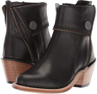 Old West Kids Boots Zipper Shoe Boot Cowboy Boots