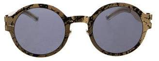 Maison Margiela Mykita + Transfer Round Sunglasses w/ Tags