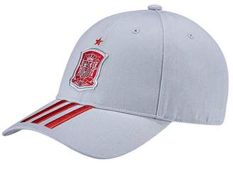 adidas FEF Spain 3 Stripes Cap Halo Blue/Bright Red