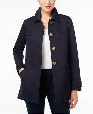 MICHAEL Michael Kors Swing Coat $325 thestylecure.com