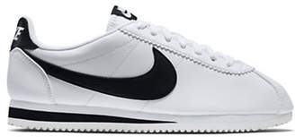 Nike Womens Classic Cortez Leather Sneakers