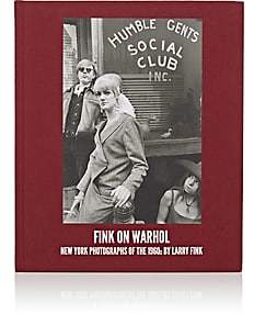 D.A.P. Fink On Warhol: New York Photographs Of The 1960s By Larry Fink