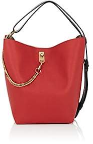 Givenchy Women's GV Leather Bucket Bag - Red