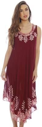 c7c94d0a12 JUST LOVE 3513-2- Summer Dresses Plus Size Swimsuit Cover Up Resort