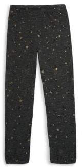 Spiritual Gangster Toddler's, Little Girl's & Girl's Stellar-Print Fave Sweatpants