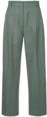 H Beauty&Youth pleated trousers
