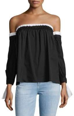 Milly Blythe Off-The-Shoulder Top