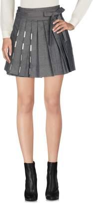 Diesel Black Gold Mini skirts