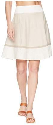 Royal Robbins Cool Mesh Eco-Skirt Print Women's Skirt