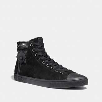 Coach C220 High Top Sneaker