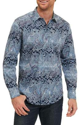 Robert Graham Besan Long Sleeve Classic Fit Shirt