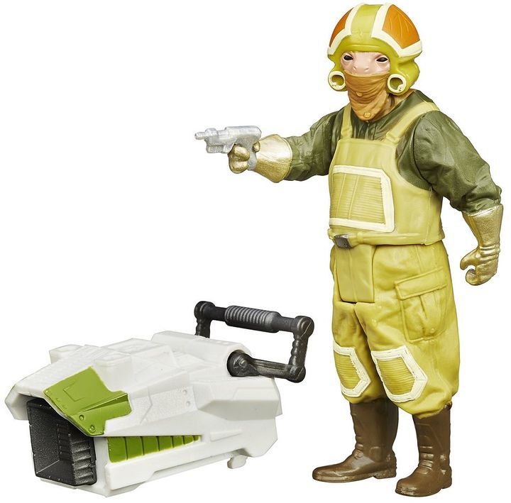 Hasbro Star Wars: Episode VII The Force Awakens 3.75-in. Forest Mission Goss Toowers Figure by Hasbro