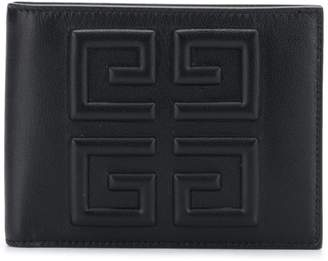 Givenchy logo billfold wallet