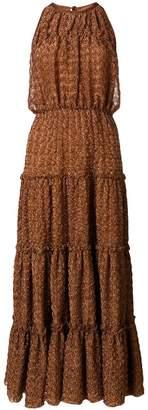 Missoni flared sleeveless dress