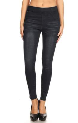 Color 5 Pull-On Basic Jegging