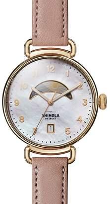 Shinola The Canfield Day & Night Watch, 38mm