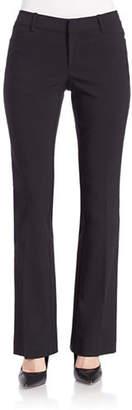 Lord & Taylor Petite Petite Kelly Boot Leg Pants