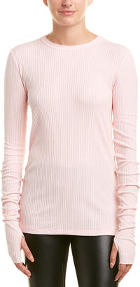 Helmut Lang Ribbed Top