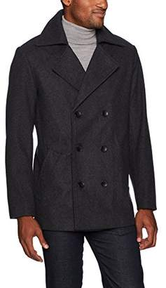 Ike Behar Men's Abrams Pea Coat