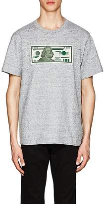 Mostly Heard Rarely Seen 8-Bit Men's Hundred-Dollar-Bill Cotton T-Shirt