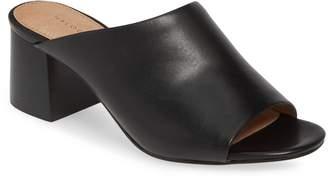 Halogen Faye Asymmetrical Slide Sandal