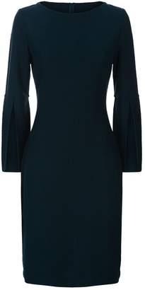 St. John Split Sleeve Dress