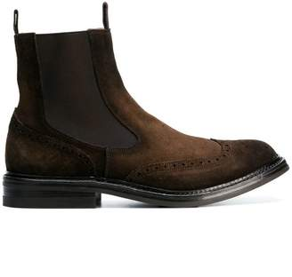 Officine Creative classic Chelsea ankle boots