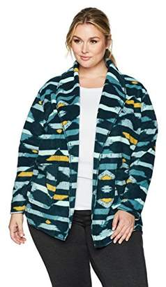 Columbia Women's Size Benton Springs Pea Coat Plus