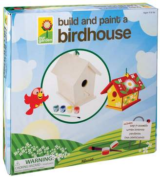 Toysmith Build and Paint Birdhouse