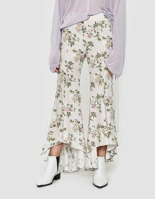 Farrow Nora Flare Pant in Floral