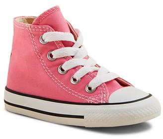 Converse Girls' Chuck Taylor All Star High Top Sneakers - Walker, Toddler