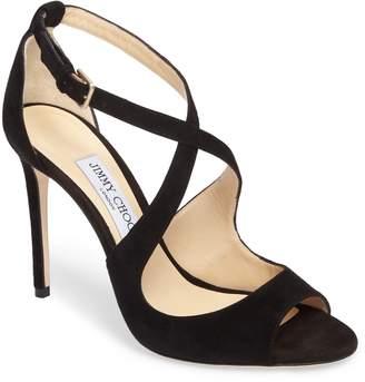 Jimmy Choo Emily Peep Toe Sandal