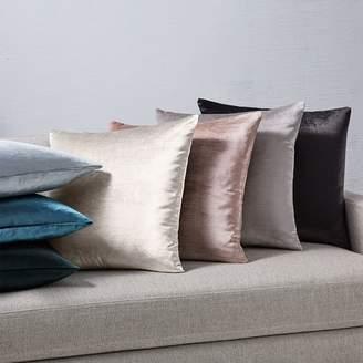 west elm Cotton Luster Velvet Pillow Cover